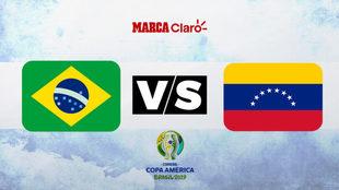 Brasil vs Venezuela: Horario y dónde ver en TV online el partido de...