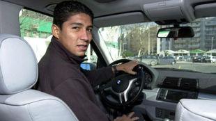 Mario Jardel, exjugador del fútbol brasileño.