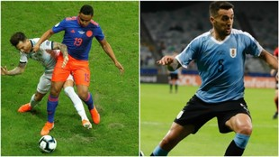 Luis Muriel y Matías Vecino se pierden la Copa América por lesión