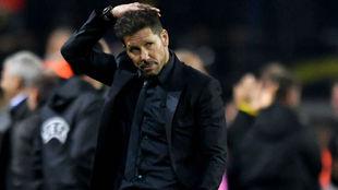 Simeone sigue lejos de la Selección Argentina