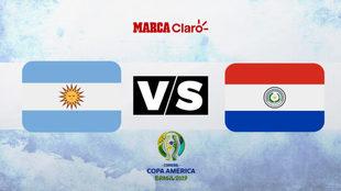 Argentina vs Paraguay: Horario y dónde ver en TV online el partido de...