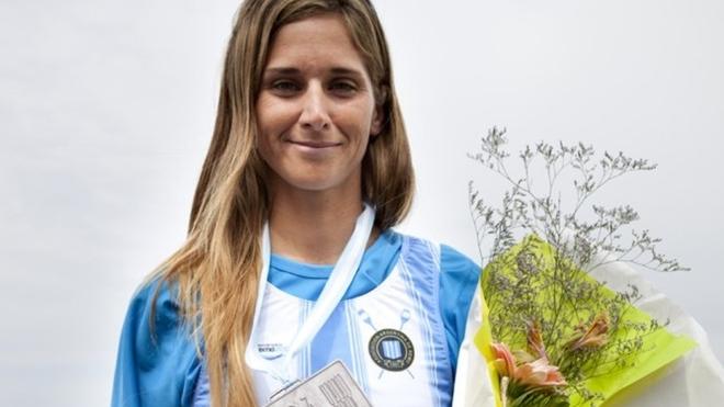 Milka Kraljev apunta volver a ganar oro en los Juegos Panamericanos.