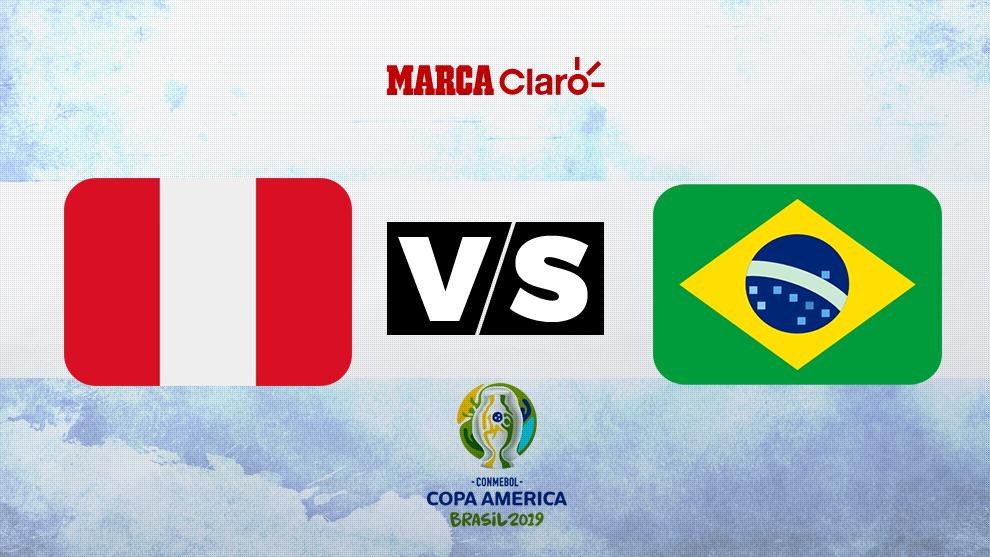Copa America 2021 Peru Vs Brasil Horario Y Donde Ver Hoy En Tv Online El Partido Del Grupo A De La Copa America Marca Claro Argentina