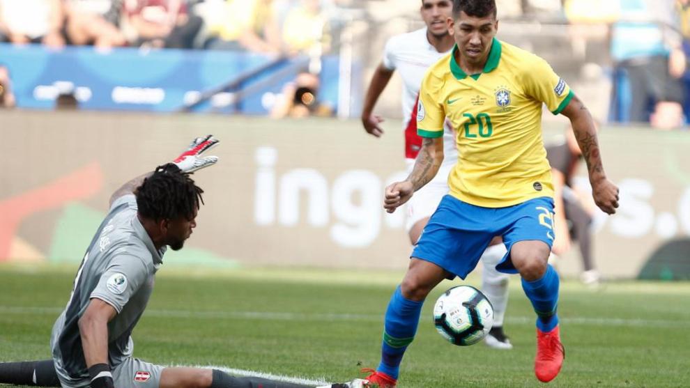 Copa America 2021 Peru Vs Brasil Resumen Resultado Y Goles Marca Claro Argentina