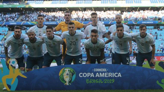La Selección Argentina necesitaba ganar  y lo consiguió ante Qatar.