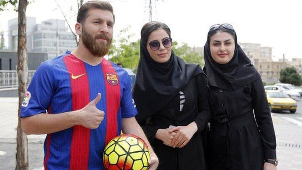 ¿Se hizo pasar por Messi para tener relaciones sexuales?