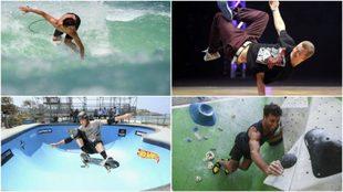 Breakdance, skate, escalada y surf, incluidos provisionalmente en...