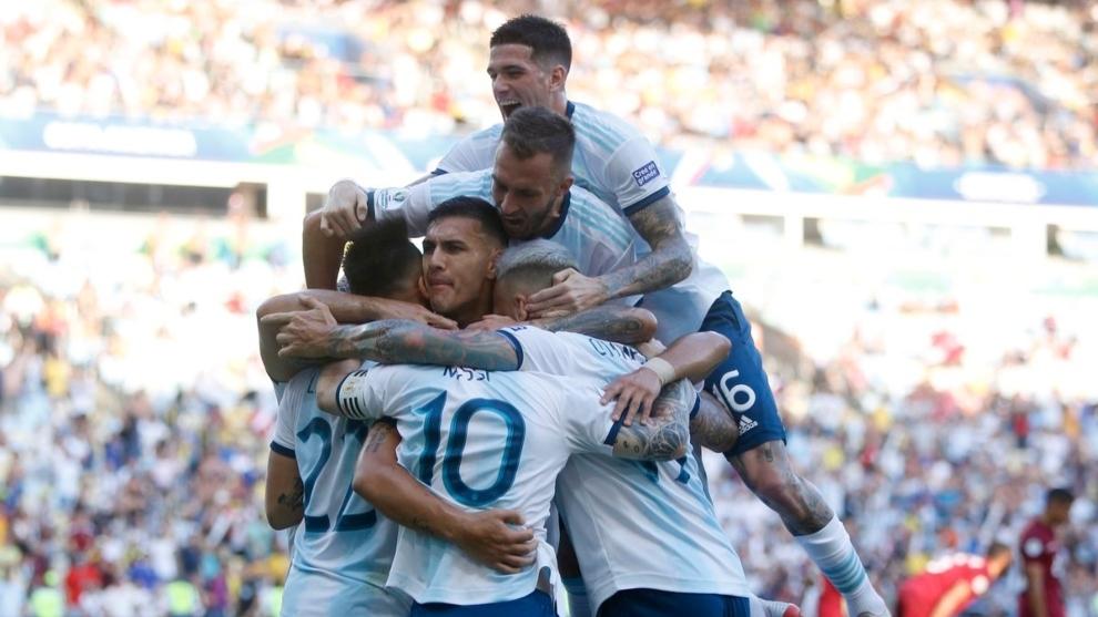 Argentina vs Venezuela, minuto a minuto, en directo