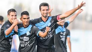 Villa San Carlos logró el ascenso en la Primera C
