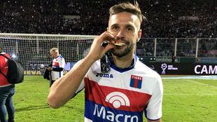 Federico González jugará en Estudiantes