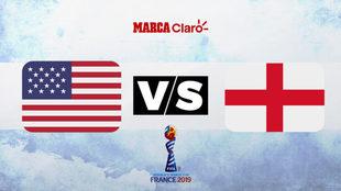 Estados Unidos vs Inglaterra: Horario y dónde ver en TV online...