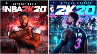 NBA 2K20: Portada y fecha de lanzamientos confirmadas