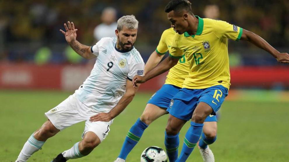 Brasil vs Argentina, minuto a minuto en directo