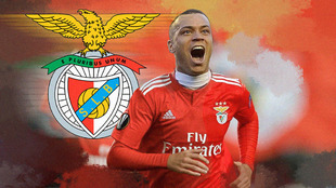 Raúl de Tomás nuevo jugador del SL Benfica.