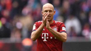 Robben deja el fútbol