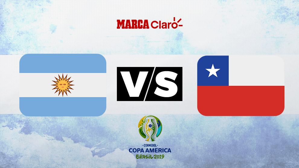 Argentina vs Chile: Horario y dónde ver en TV online por el tercer...