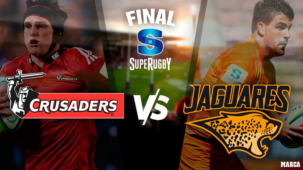 Resultado de imagen para los jaguares vs crusaders