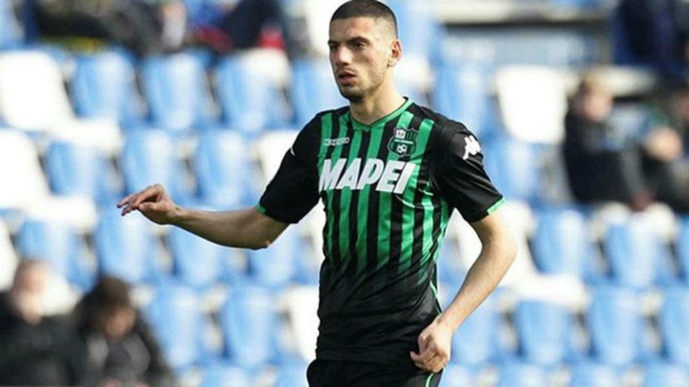 Merih Demiral es nuevo jugador de la Juventus procedente del Sassuolo