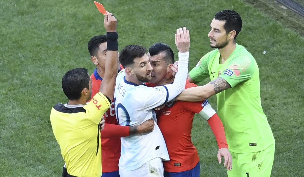 Messi se perdería dos juegos de la Copa América en su país | ECUAGOL
