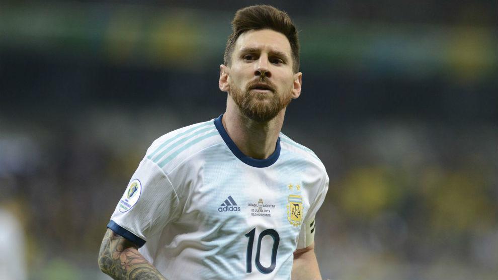 Messi publicó un esperanzador mensaje de cara al futuro de la...