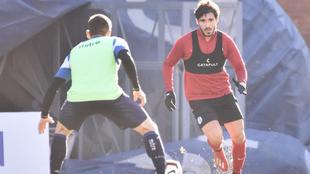 San Lorenzo disputó una serie de amistosos ante Deportivo Morón