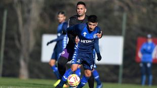 Vélez iguala con Villa Dálmine en un amistoso