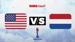 Estados Unidos vs Holanda: Horario y dónde ver en TV online la final...