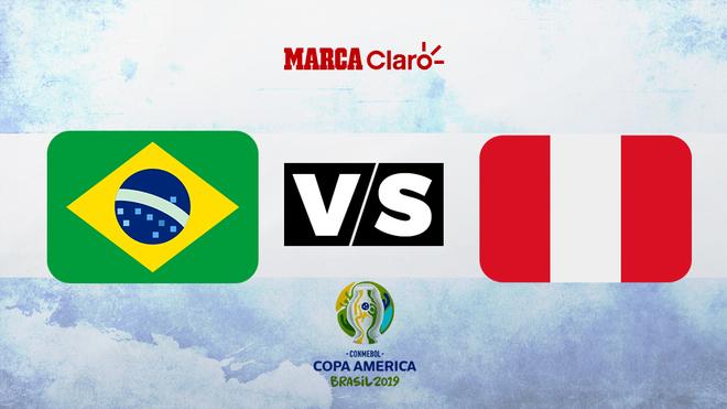 Brasil vs Perú: Horario y dónde ver en TV online la final de la Copa...