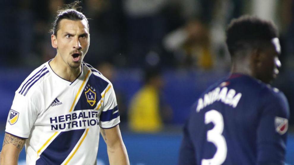El once ideal más ególatra de Zlatan Ibrahimovic