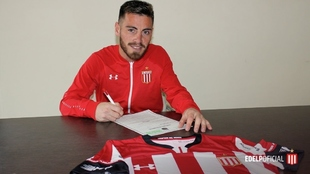 Gonález es nuevo jugador de Estudiantes