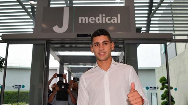 Juventus confirma el fichaje de Cristian Romero