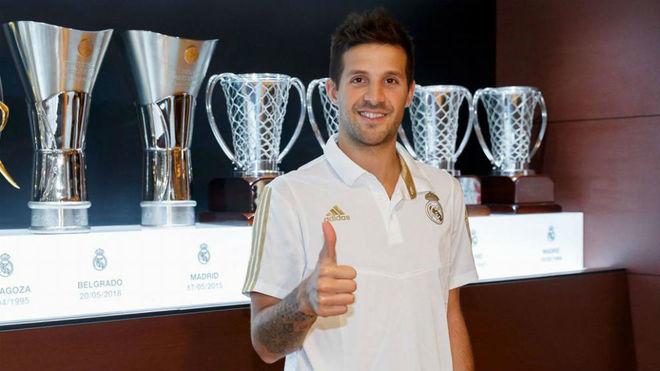 """Laprovittola: """"El Real Madrid es el más grande, es como tocar el..."""
