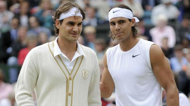 Federer y Nadal se vuelven a medir en Wimbledon tras 11 años