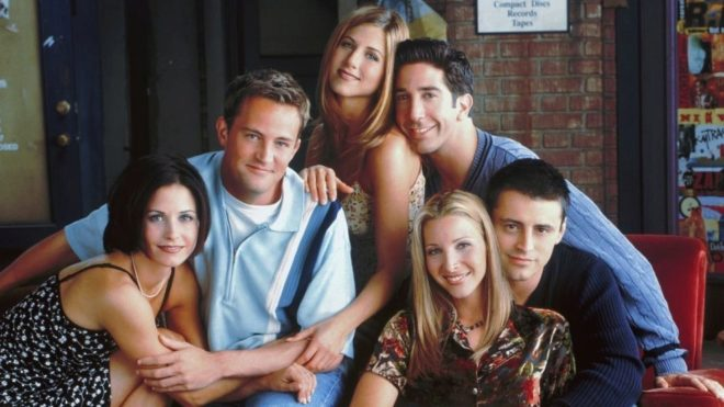 Friends deja Netflix por la nueva plataforma HBO Max