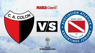Colón vs Argentinos: Horario y dónde ver en TV online, ida de los...