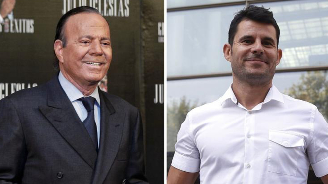 La Justicia española determina que Julio Iglesias es padre biológico...