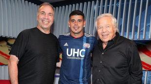 Gustavo Bou se marcha a la Major League Soccer y jugará en New...