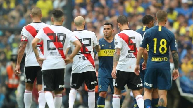El Superclásico volverá a jugarse en el Monumental después de casi...