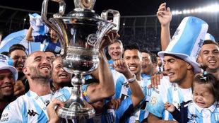 El fixture completo de la Superliga Argentina 2019/2020