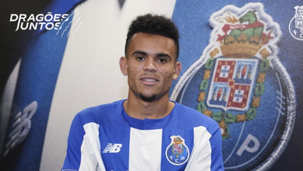 Luis Díaz, nuevo jugador de Porto