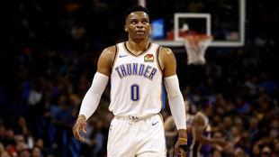 Westbrook dejará a los Thunder