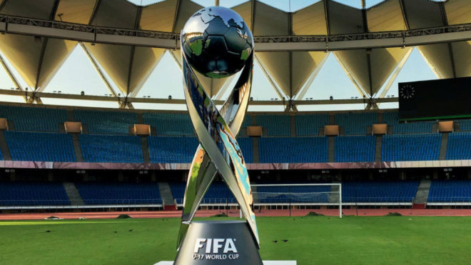 Los grupos del Mundial Sub 17 Brasil 2019