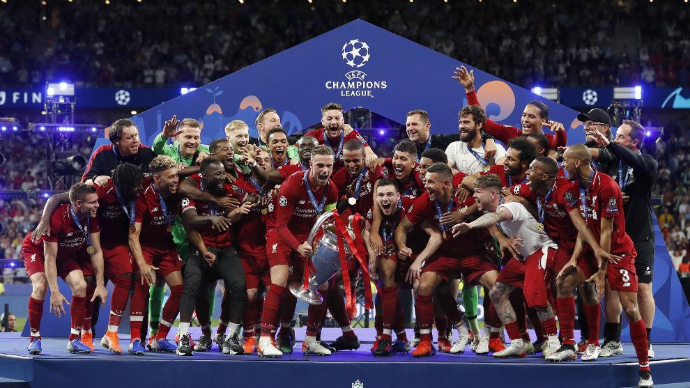 El Liverpool defenderá el cetro europeo en una Champions con premios...