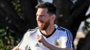 Leo Messi gana el Balón de Trapo