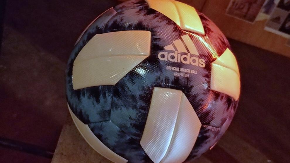 La nueva pelota de la Superliga