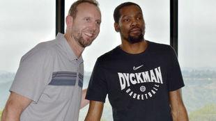 Kevin Durant podría romper su vínculo con los Brooklyn Nets en 2022