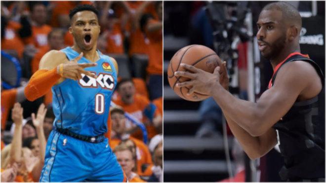 Bombazo: ¡Russell Westbrook a los Rockets!