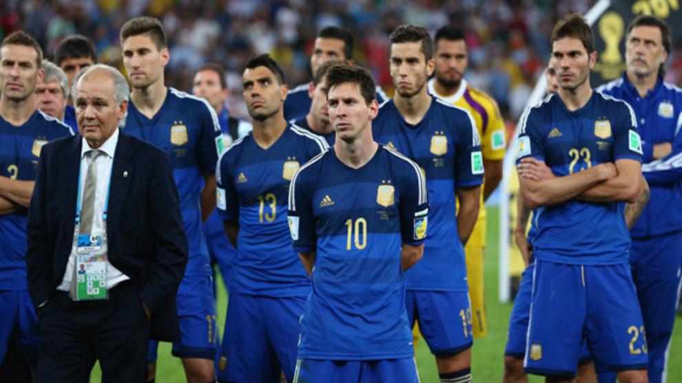 Selección Argentina: El recuerdo más triste: A cinco años de la final del  Mundial 2014 ante Alemania | MARCA Claro Argentina