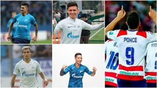 Mammana, Driussi, Kranevitter, Rigoni y Ponce son los 5 argentinos de...