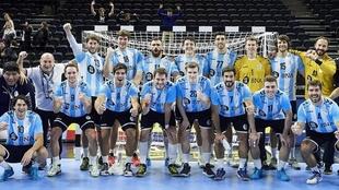 La Selección Argentina de Handball buscará el título en Lima 2019.